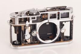 Leica M3 Cutaway 3