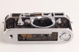 Leica M3 cutaway camera