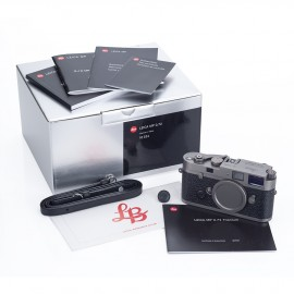 Leica MP Titanium limited edition camera 1