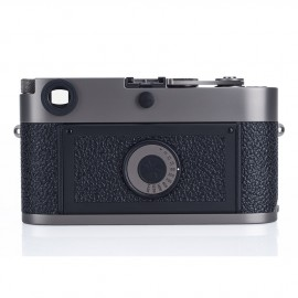 Leica MP Titanium limited edition camera 3