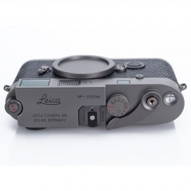 Leica MP Titanium limited edition camera 4