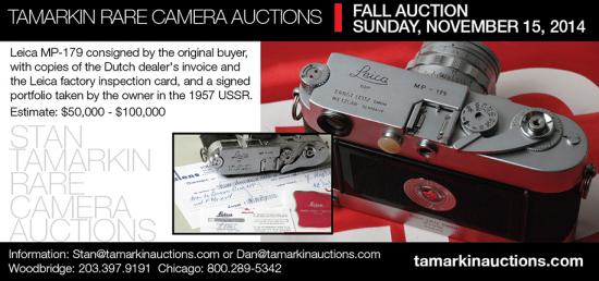 Leica-at-Tamarkin-Rare-Camera-auction