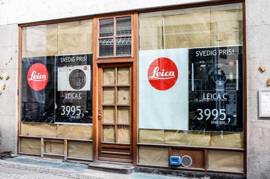 Leica-store-Copenhagen-Denmark