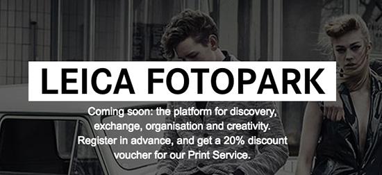 Leica-Fotopark