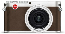 Leica-X-camera-silver-front
