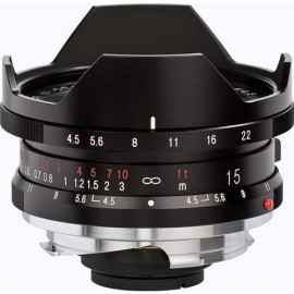 Voigtlander Super Wide-Heliar Aspherical II 15mm f:4.5