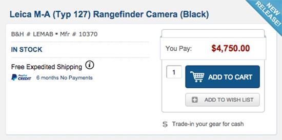 Leica-M-A-Typ-127-film-rangefinder