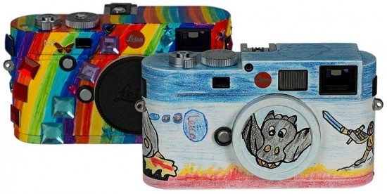 Colorful-Leica-cameras-for-a-good-cause