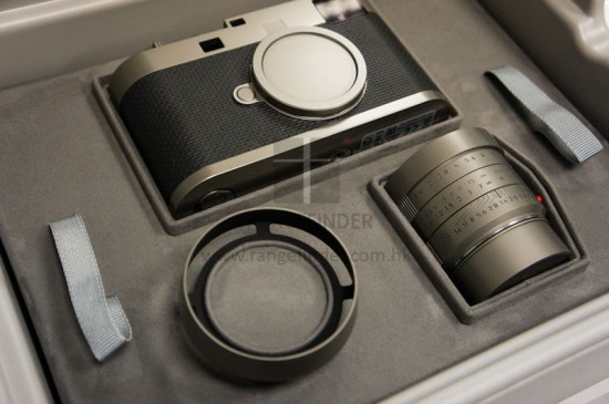 Leica M 60 limited edition 2