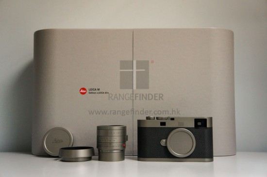 Leica M 60 limited edition