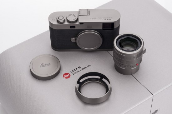 Leica M Edition 60 camera unboxing 4