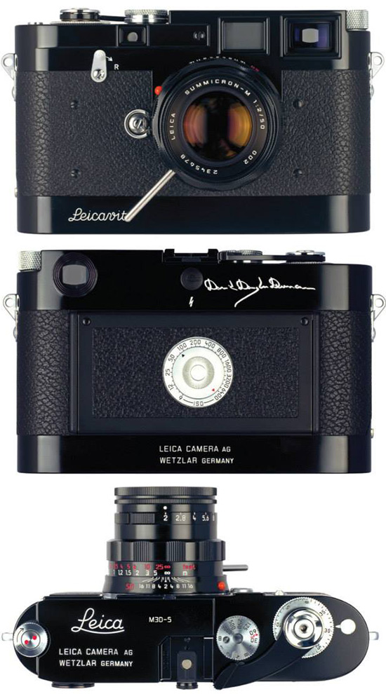 Leica-M3D-5-David-Douglas-Duncan-limited-edition-camera