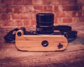 J.B.-Camera-Designs-bamboo-grip-for-Leica-M240-camera-2
