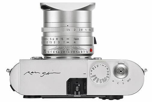 Leica Monochrom Ralph Gibson camera