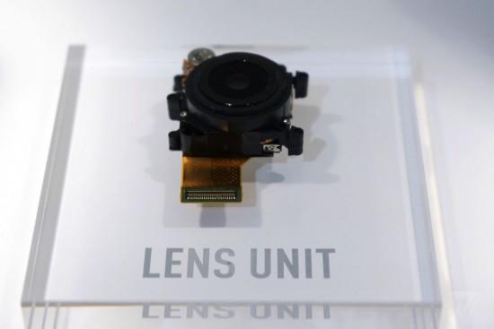 Panasonic CM1 Leica DC Elmarit f:2.8 lens unit