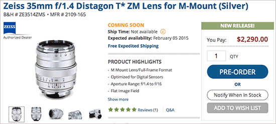 Zeiss-Distagon-T-1,435-ZM-lens