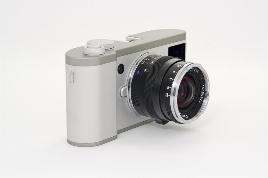I hope this Konost FF full frame digital rangefinder camera with ...
