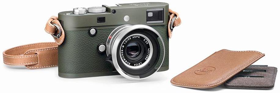 New Leica M-P Typ 240 Safari kit with Summicron 35mm f/2 lens announced