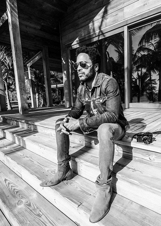 Leica m p correspondent by lenny kravitz for kravitz for Lenny kravitz italia