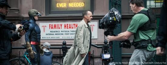 The Oskar winner movie Birdman was shot with Leica C lenses