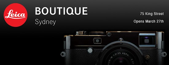 Leica-Boutique-Sydney