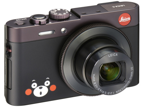 leica c, m kumamon limited edition cameras announced in