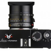 Leica M Kumamon limited edition
