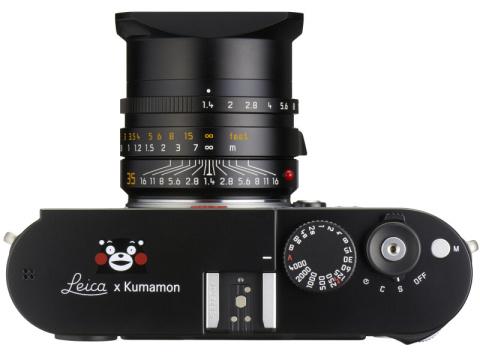 Leica M Kumamon limited edition