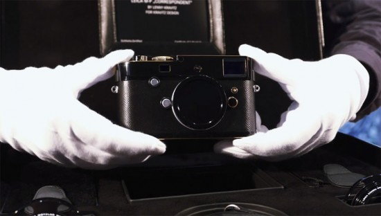 Leica-M-P-Lenny-Kravitz-Correspondent-limited-edition-camera-unboxing