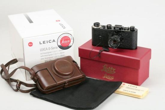 Leica O-Series camera