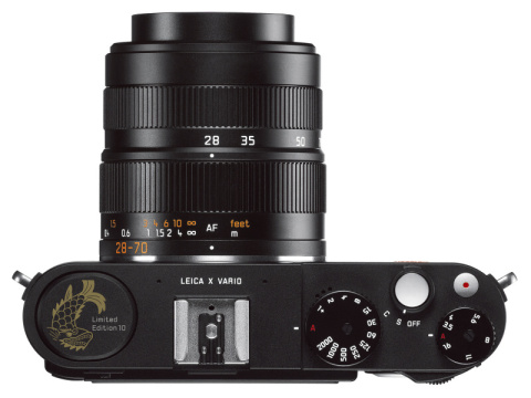 Leica X Vario Matsuzakaya Nagoya 105 years limited edition camera 2