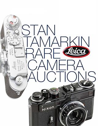 Tamarkin Rare Camera Auction