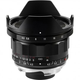 Voigtlander Heliar 15mm f:4.5 VM III lens