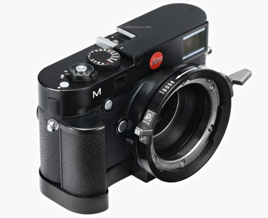 CW Sonderoptic Leica M-PL mount converter 1