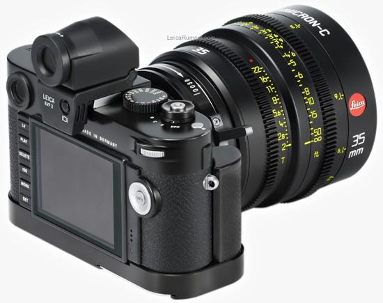CW Sonderoptic Leica M-PL mount converter 2