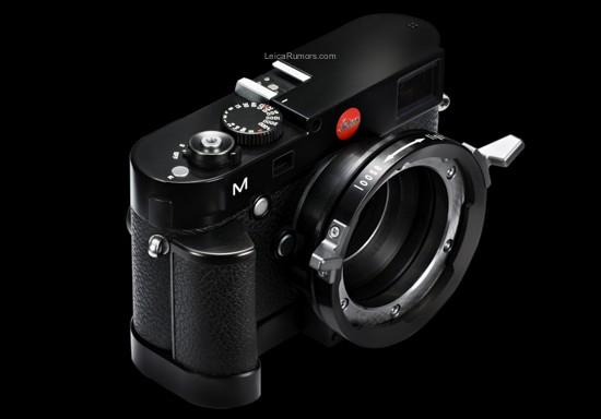 CW Sonderoptic Leica M-PL mount converter 5