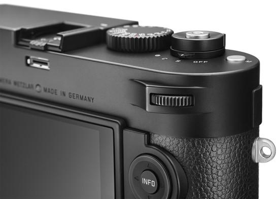 Leica M Monochrom Typ 246 camera 17