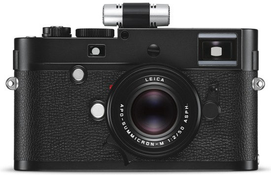 Leica M Monochrom Typ 246 camera 2