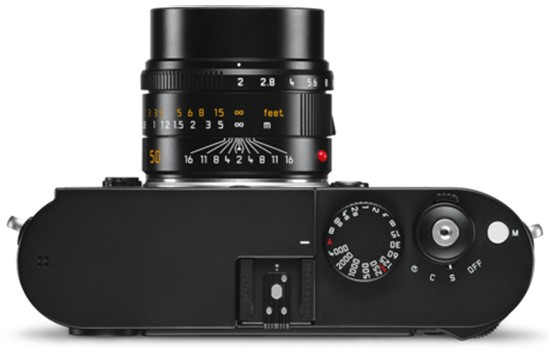 Leica-M-Monochrom-Typ-246-camera-top