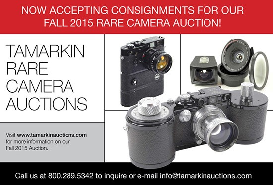 Tamarkin-Rare-Camera-Auction-now-accepting-consignments-for-their-Fall-2015-auction