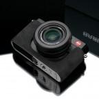 Gariz-alcantara-AT-DLUX-half-case-for-Leica-D-LUX-camera-black-5