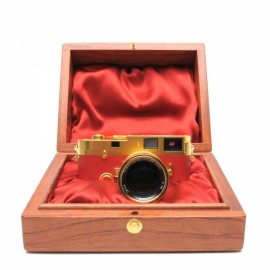 Leica MP gold People's Republic of China 60 year commemorative edition camera 3