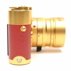 Leica MP gold People's Republic of China 60 year commemorative edition camera 7