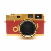 Leica MP gold People's Republic of China 60 year commemorative edition camera 8