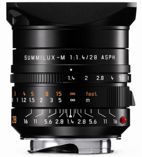 Leica-Summilux-M-28mm-f1.4-ASPH-lens-M-mount