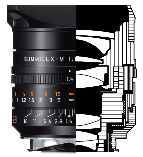 Leica-Summilux-M-28mm-f1.4-ASPH-lens-design-2