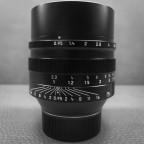 Leica Noctilux M 50mm f-1.4 lens