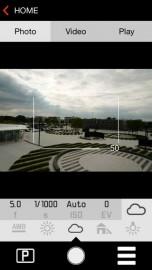 Leica Q Typ 116 iOS app