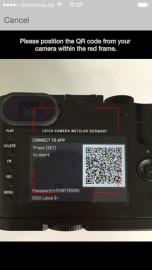 Leica Q Typ 116 iPad app