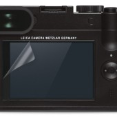 Leica Q camera screen protector